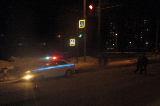 ВРыбинске иностранная машина напереходе сбила 13-летнюю девочку
