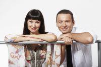 Нонна Гришаева и Александр Олешко.