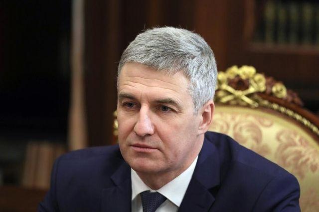 Путин назначил Парфенчикова врио руководителя Карелии
