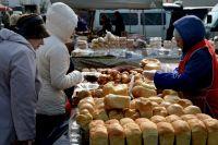 Рынок во Владивостоке.