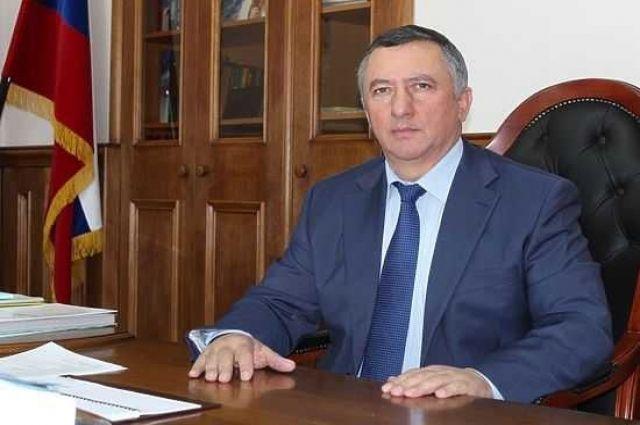 Бывший министр финансов Дагестана Билал Джахбаров