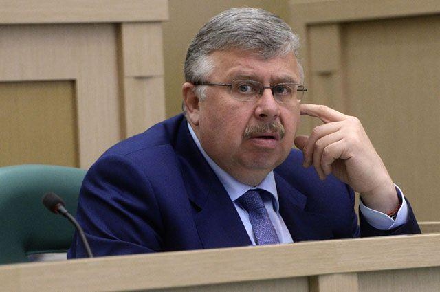 Бельянинов объявил оготовности «туалеты мыть» по указу В. Путина