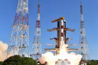 На борту ракеты находится индийский картографический спутник, способный делать снимки из космоса очень высокого разрешения