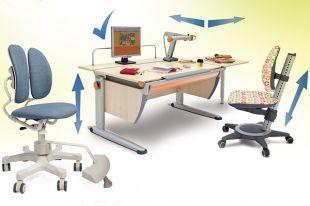 Правильная мебель поможет вашему ребенку сохранить осанку