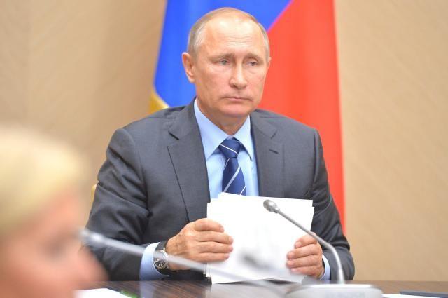 ВКрасноярске готовятся кприезду президента В. Путина