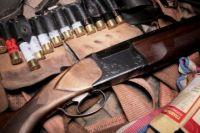 Похищенное оружие вернули владельцу.