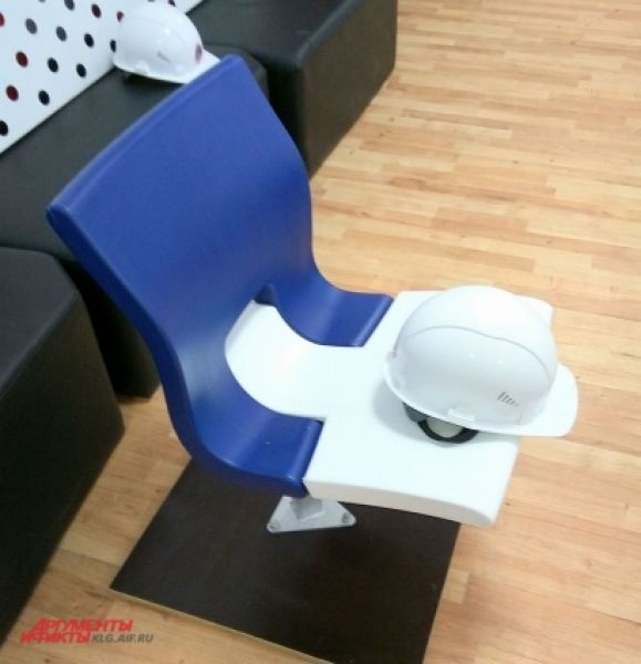 Кресла и материалы для фасадов - от российского производителя.