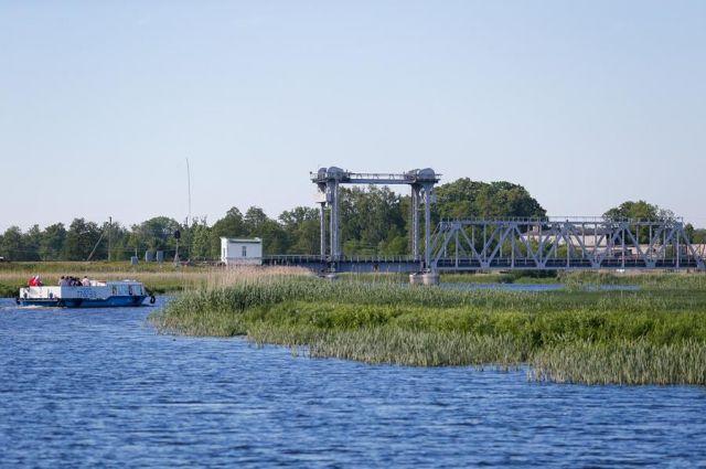 Гурьевскому водоканалу запретили сбрасывать стоки в реку Преголю.
