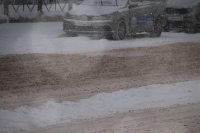 В 3-х районах Ставрополья из-за непогоды ограничено движение транспорта