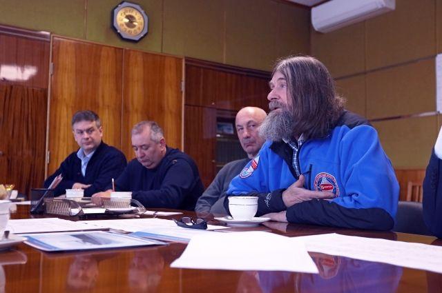 Судостроительный завод «Вымпел» построит яхту для Федора Конюхова
