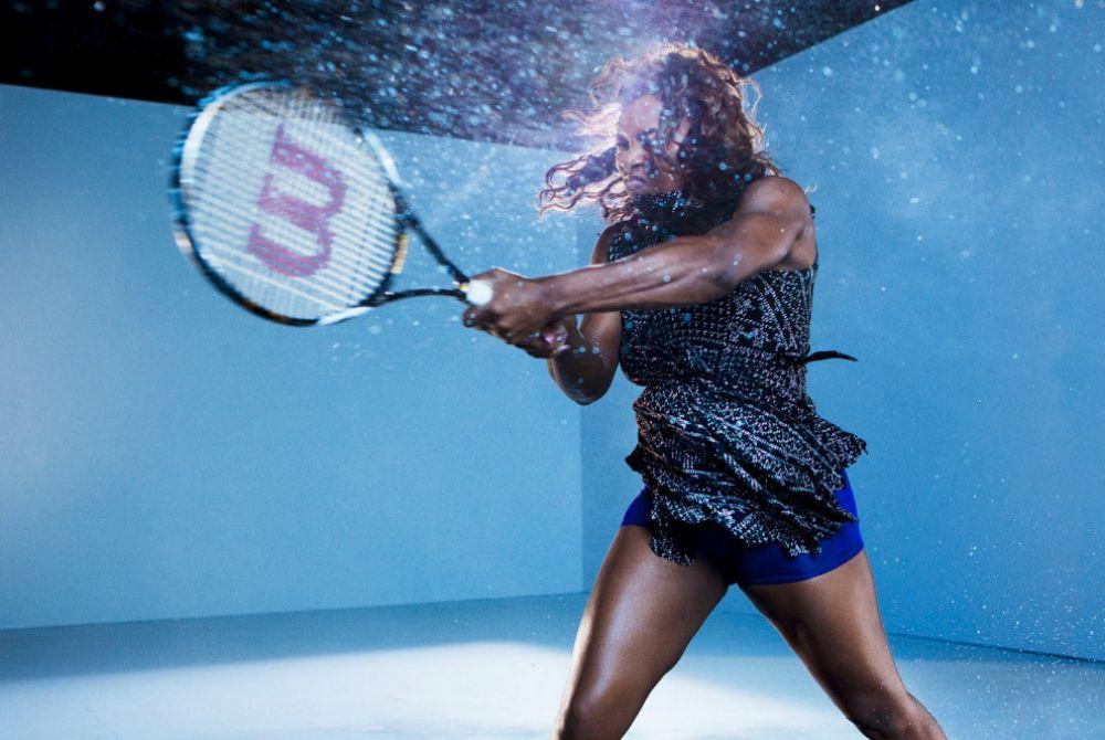 36 побед в турнирах Большого шлема и 80, если взять в сумме с турнирами WTA у мировой американской теннисистки Серены Уильямс