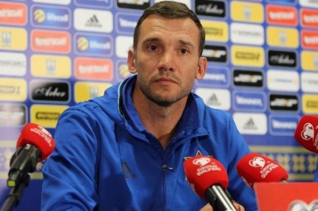 Шевченко неисключает, что вполне может стать главным тренером «Милана»