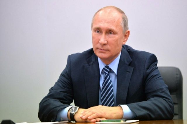 Путин потребовал усилить границы Российской Федерации  вАрктике ина далеком  Востоке