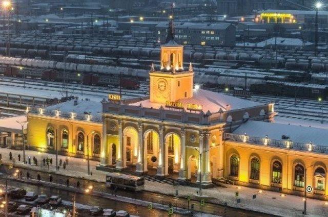 Вокзал Ярославль-Главный модернизируют