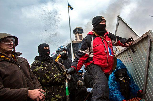 Дым от горящих покрышке и коктейлей Молотова снова поползёт по Украине?