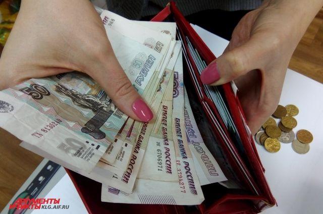 Заработную плату бюджетникам поднимут вНижегородской области