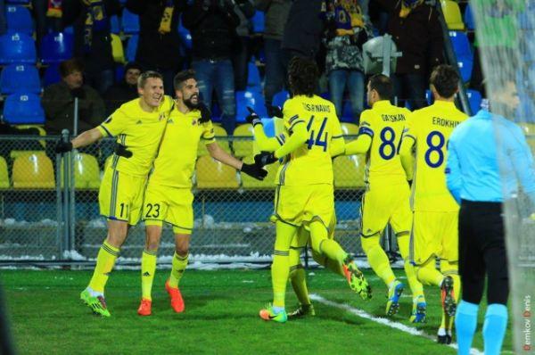 Ответный матч 1/16 финала Лиги Европы между «Ростовом» и «Спартой» пройдёт 23 февраля в Праге.