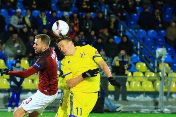 Четвёртый гол в ворота чехов был забит на 68-й минуте.