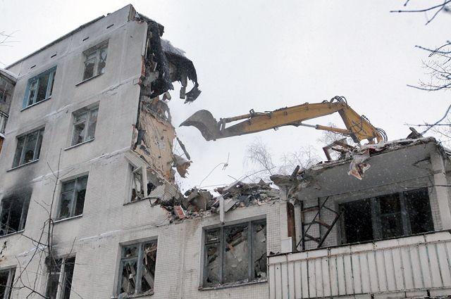 «Сегодня все члены Общественной палаты высказались за то, чтобы снести пятиэтажки».