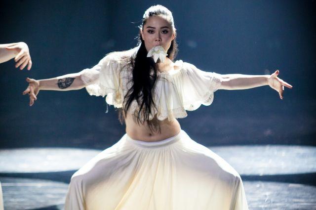 Танцами Баина начала заниматься только с 20 лет.
