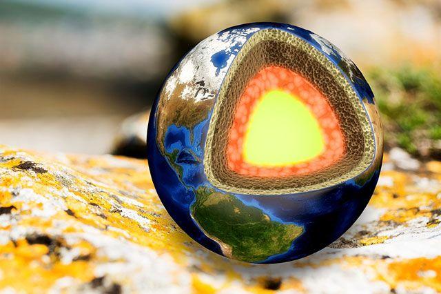 Сколько слоёв в структуре Земли? - Real estate