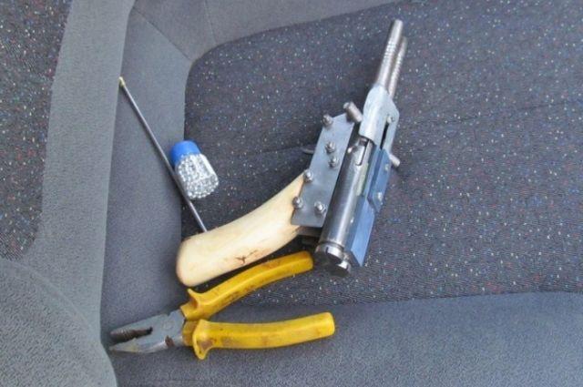 Сосновские полицейские врамках операции «Арсенал» изъяли две единицы огнестрельного оружия