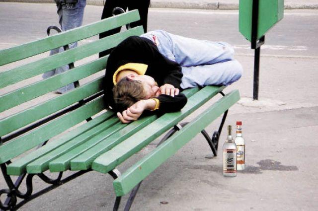 Желание выпить стало болезнью