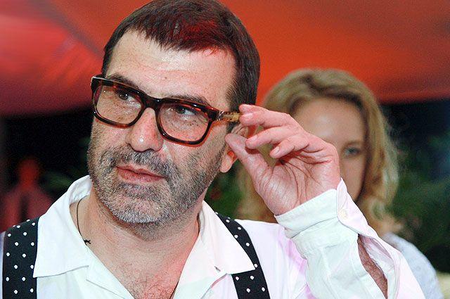 Драматург, режиссер, актер, писатель Евгений Гришковец.