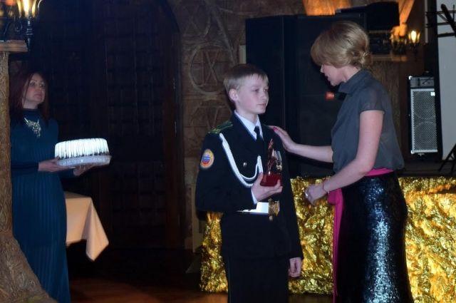 Сергей также удостоен медали МЧС России «За спасение утопающих»