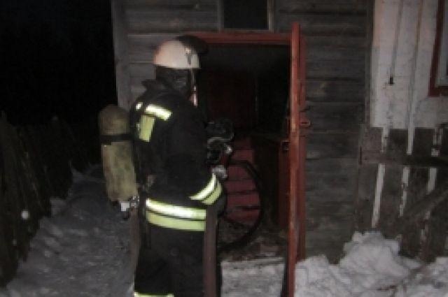 ВНавашино наместе пожара вжилом доме найдено мужское тело