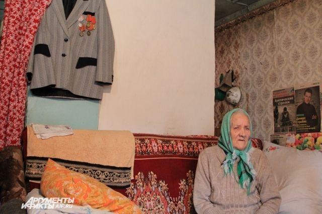 Ветерану войны Вере Федан энергетики прислали счёт за услуги, которых не выполняли.