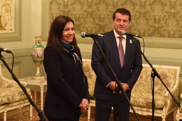В мае в Париже планируется провести праздник Сабантуй, а в Казани в этом году откроется выставка картин французских художников.