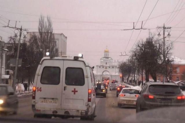 В южной столице Кузбасса «скорая» два часа ехала на вызов к ребенку.