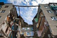Жители Донбасса не получат компенсацию за разрушенное жилье во время проведения АТО