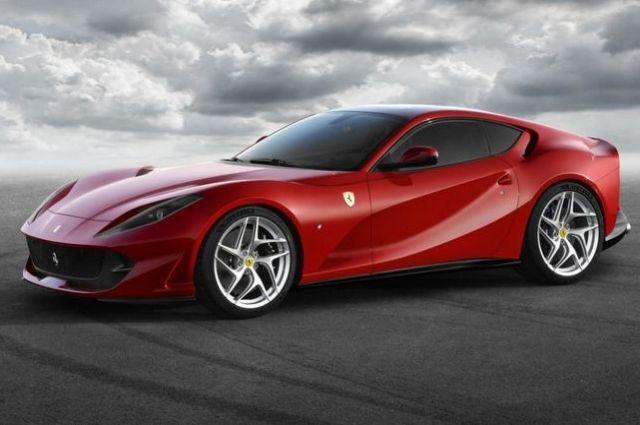 Ferrari 812 Superfas
