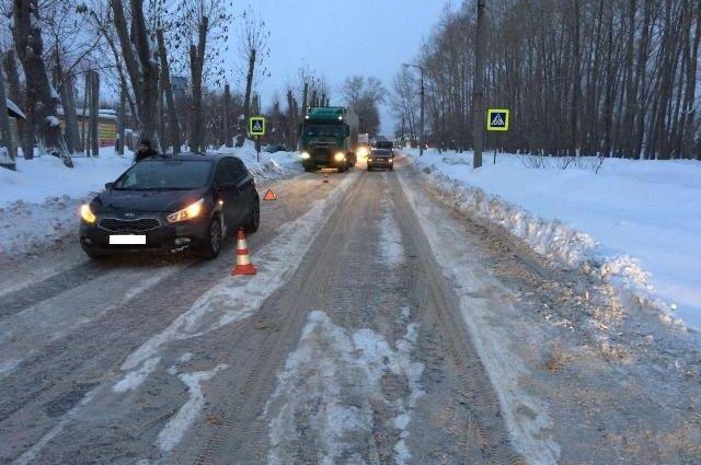 ГИБДД: в Оренбуржье из-за погоды ухудшится обстановка на дорогах