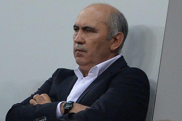 Курбан Бердыев.