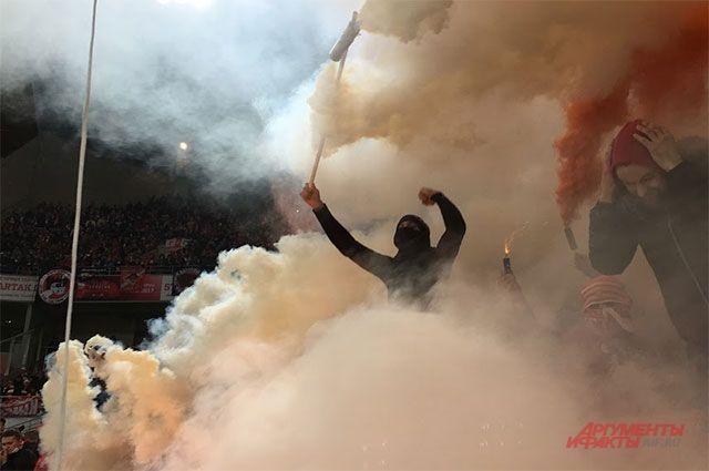 Орловские фанаты сделали официальное объявление поповоду фильма «Би-Би-Си»