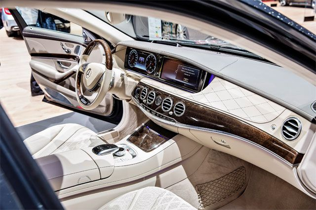 Клуб V12. Самые мощные автомобили, которые можно купить в России