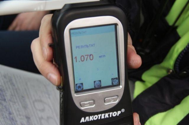 ГИБДД устроит тотальную проверку калининградских водителей на трезвость.