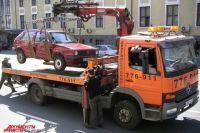 В Калининграде приставы арестовывают авто должников по транспортному налогу.