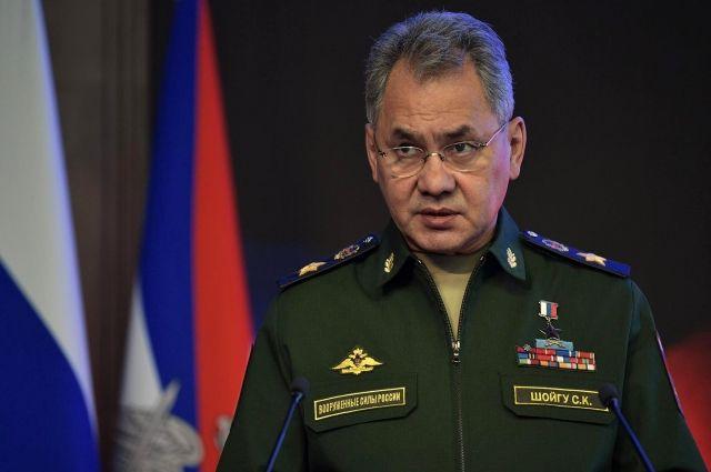 Шойгу: ВКС России эффективно обеспечивает оборону страны