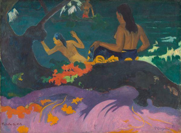 «Возле моря» (1892)