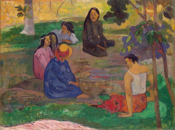 «Беседа» (1891)