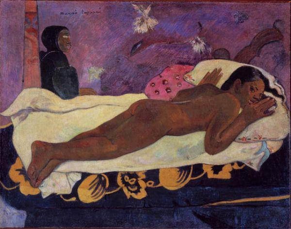 «Дух мёртвых не дремлет» (1892)