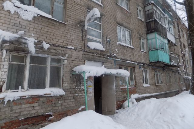 Почти три года назад состояние дома оценивалось как недопустимое.