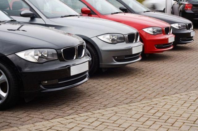 Импорт легковых авто вырос на41%