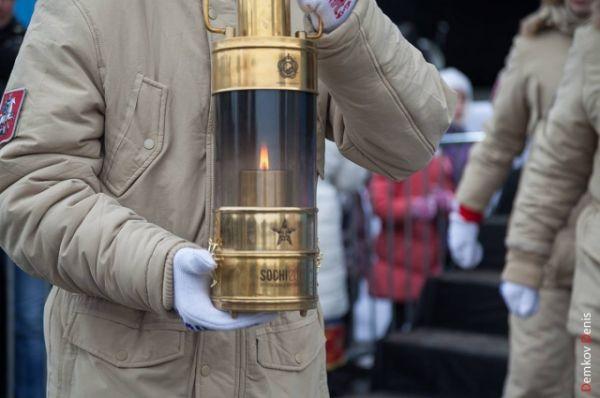 Для ростовчан большая честь принимать спортивный огонь Всемирных военных игр.