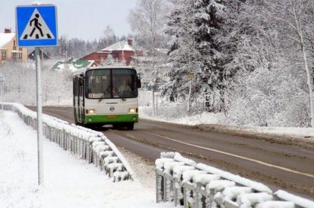 Натрассе «Одесса-Киев» неизвестный обстрелял пассажирский автобус