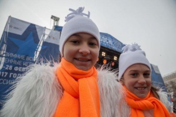 Сами спортивные соревнования пройдут с 23 по 28 февраля в Сочи.